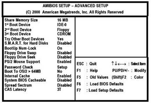 Advanced-Setup-Page