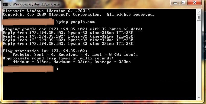 IPv4 Result