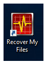 recovery my file icon
