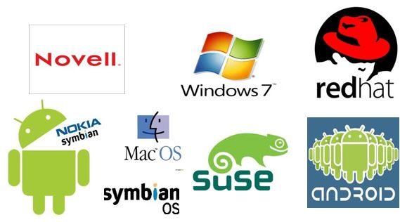 types of OS in red hat